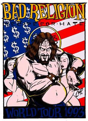 Bad Religion American Jesus